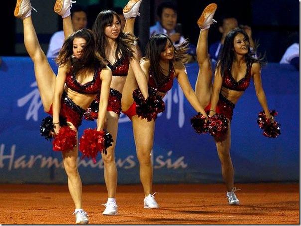 Cheerleaders dos jogos asiaticos (5)