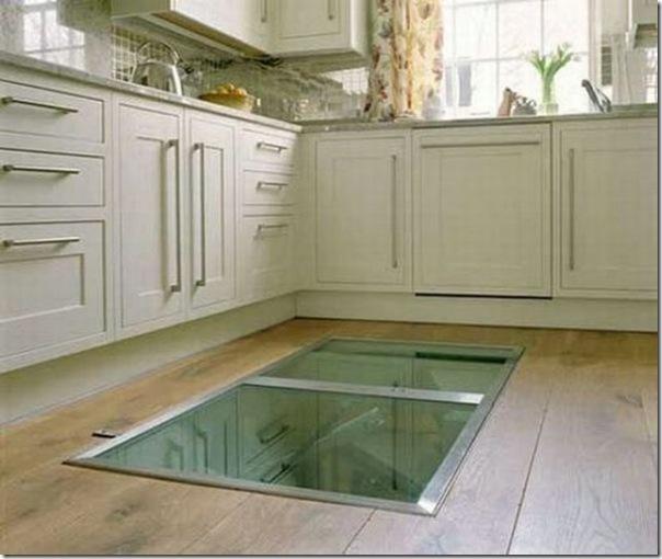 Uma sala especial embaixo da cozinha (2)