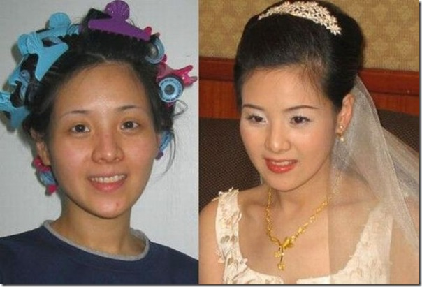 Garotas antes e depios da maquiagem (17)
