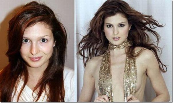 Garotas antes e depios da maquiagem (12)