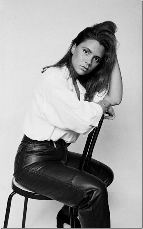 Fotos de Victoria Beckham com 17 anos (2)