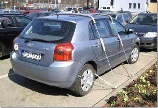 Sistema de segurança dos automóveis (9)