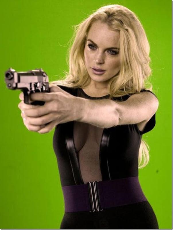 Belas atrizes do filme Machete (11)