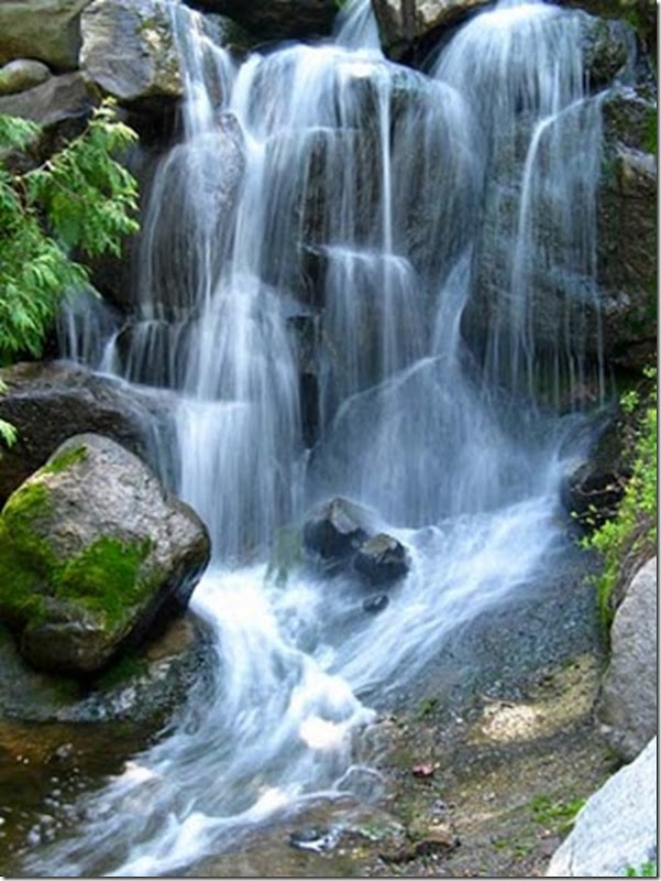 As melhores fotos de cachoeira