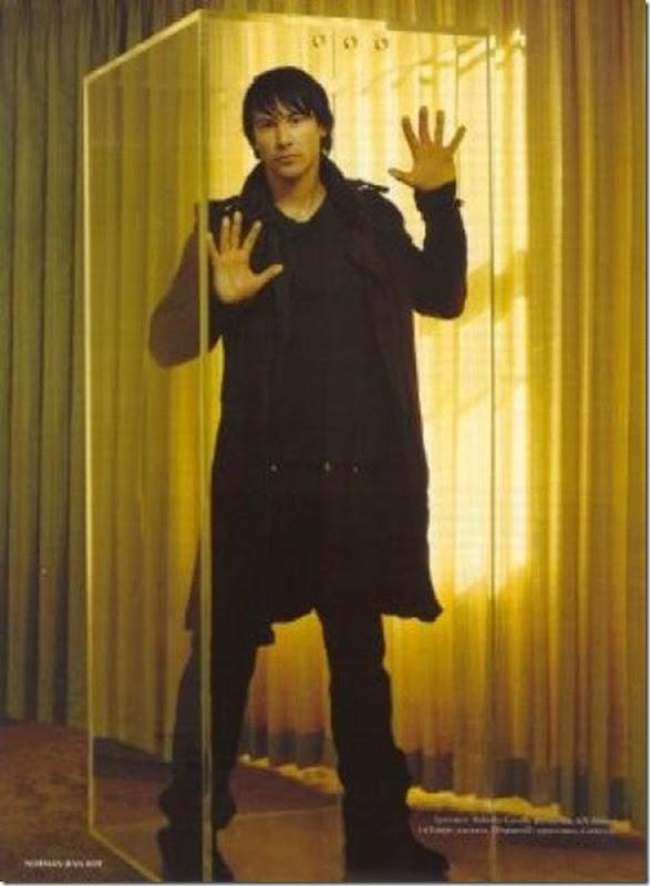 Fotos estranhas de Keanu Reeves (8)