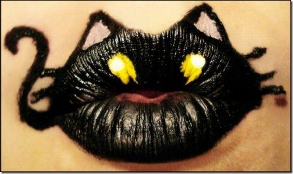 Arte nos lábios (5)