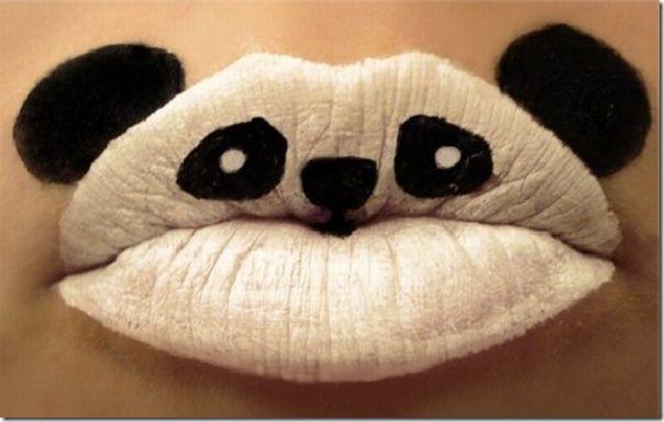 Arte nos lábios (2)