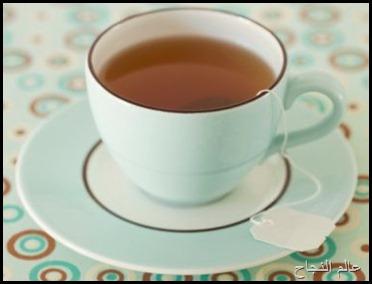 قصة الشاى