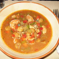 Seafood Stew (Crock Pot)