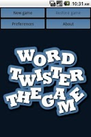 Screenshot of Wordtwister