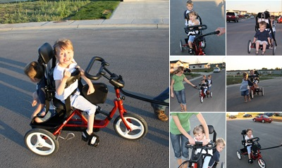 View Jordyn's New Bike