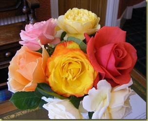 Roses From Garden