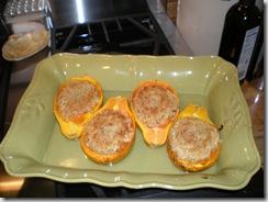 Baked Papaya 019