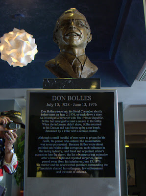 Reporter Don Bolles' Assassination by Arizona Mafia