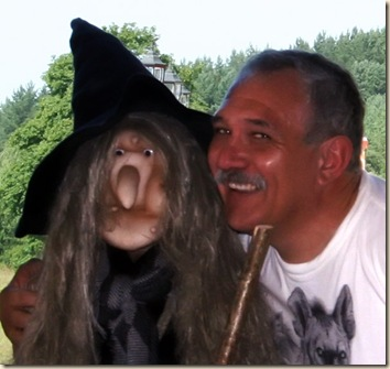 jorge and witch