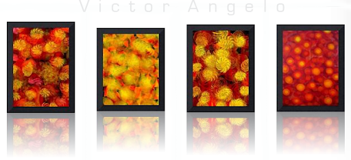 Victor Angelo framed paintings editions fine arts modern contemporary art