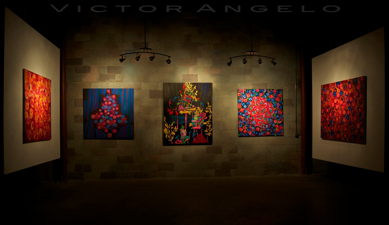 Victor Angelo exhibition