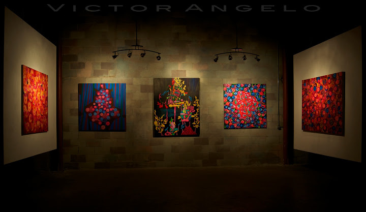 Victor Angelo exhibition