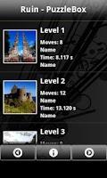 Screenshot of Ruin - PuzzleBox