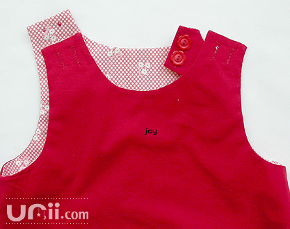 طريقة خياطة فستان طفلة 4538827940