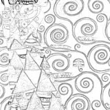 Gustav Klimt. La expectación