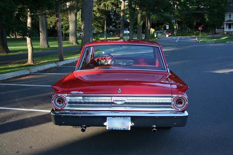 Fairlane Owners/Enthusiasts :: My '63 Fairlane 500 2 door sedan