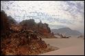 paisaje de los montes akakus