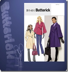 Butterick 5401, View C