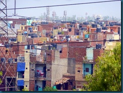 Chawl in East Delhi