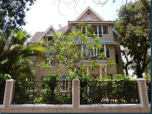 Sandringham Villa, B. Desai Rd.
