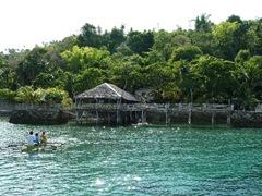 Kawayan Marine Resort in Malabuyoc