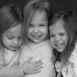 Sisters by Lucia STA - Babies & Children Child Portraits