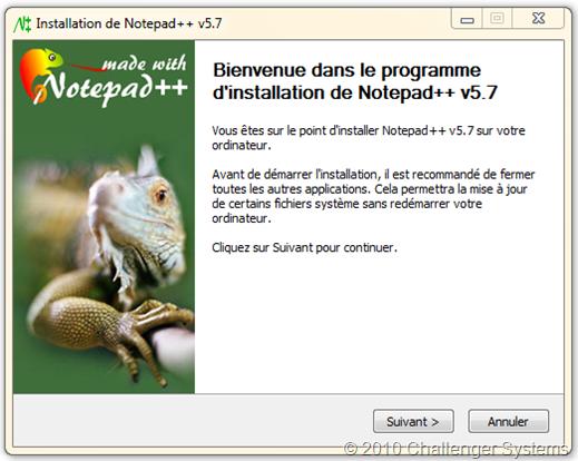 NotePad  5.7