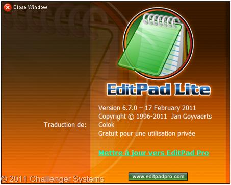 EditPadlite670