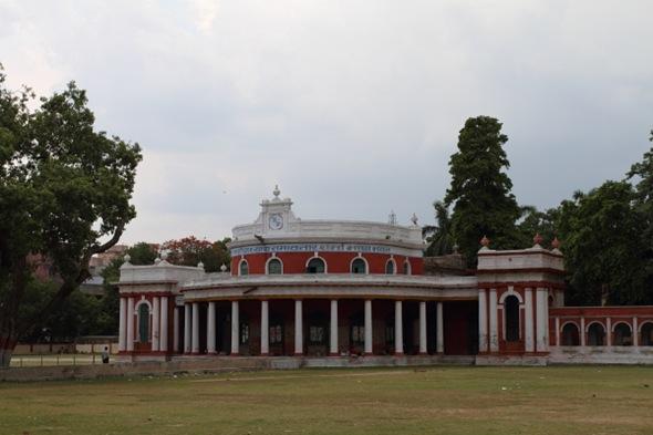 Patna University Campus Building