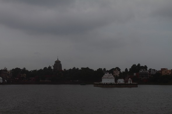 Bindu Sagar and Lingaraj Temple