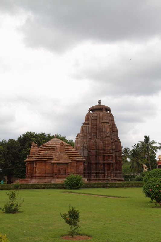 Kalinga Architecture at Rajarani Temple