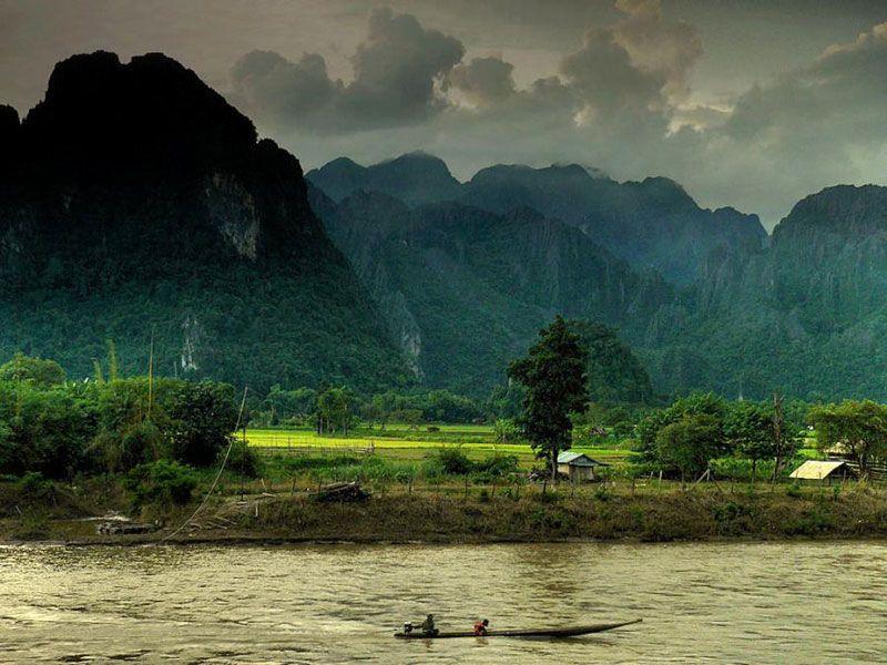 รูปภาพ ภาพบรรยากาศ ธรรมชาติ ที่สวยที่สุด