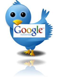 Google Adsense Tweets!