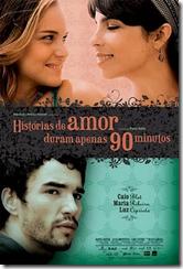 historias de amor duram 90 min