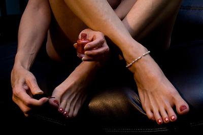 Chupar dedos de los pies - enfemeninocom