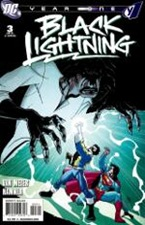 Black Lightning Year One 3