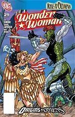 Wonder Woman 29