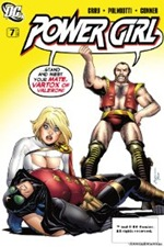 Power Girl 7