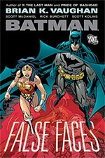 Batman False Faces TPB