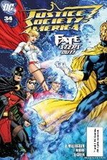 Justice Society of America 34