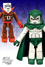 Mini-Mates Deadman and the Spectre