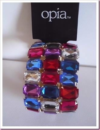 primark jewelled bracelet