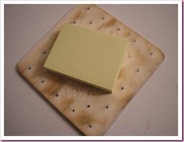 Cheese N Cracker