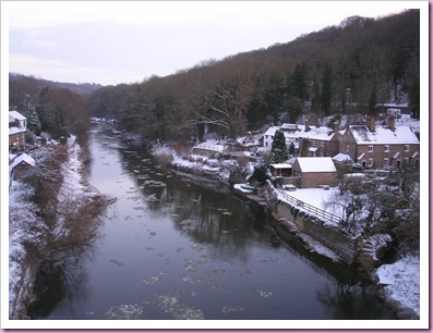 Ironbridge River